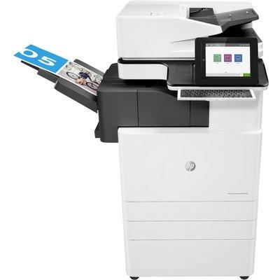 HP Color LaserJet Managed E876z flow MFP Engine
