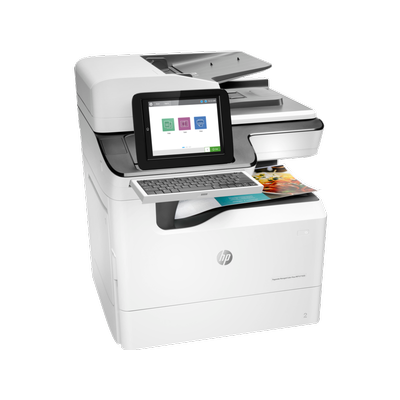 HP PageWide Managed E776z flow MFP Engine