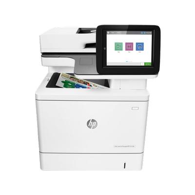 HP Color LaserJet Managed E57540c flow MFP