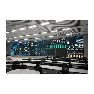 "137"" Full-HD LED Wall (1.5mm) incl. wandbeugel, afwerkingslijst en LED processor"