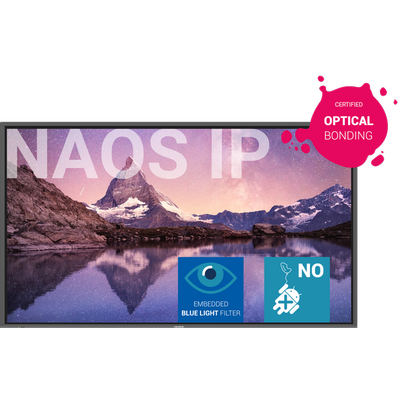 Newline NAOS IP 65inch UHD/ Bonded PCAP