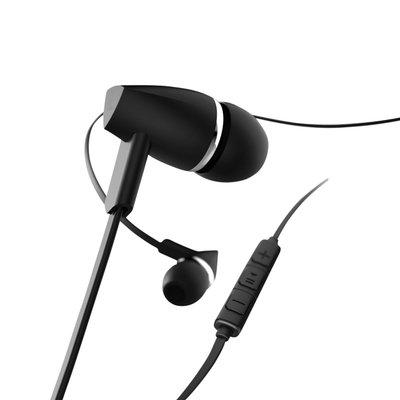 Oortelefoon Hama in-ear Joy zwart
