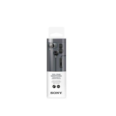 Oortelefoon Sony EX15AP basic zwart