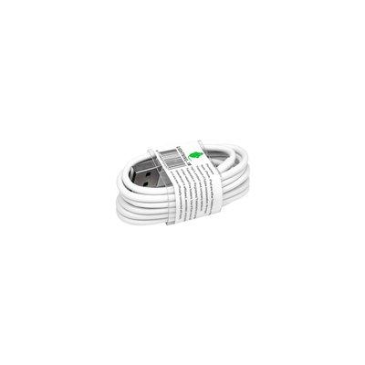 Kabel Green Mouse USB Lightning-A 1 meter wit
