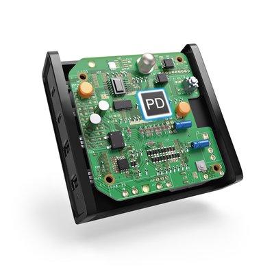 Oplaadstation Hama USB-C 2x + USB-A 2x 5-20V/65W zwart