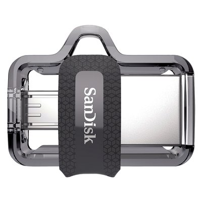USB-stick 3.0 Sandisk Dual Micro Ultra 128GB
