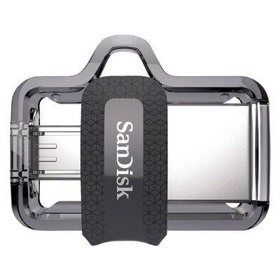 USB-stick 3.0 Sandisk Dual Micro Ultra 64GB