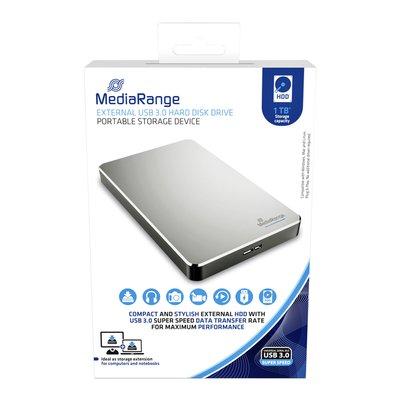 Harddisk 3.0 MediaRange externe HDD 1TB