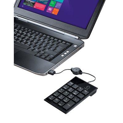 Toetsenbord Hama numeriek SK140 zwart