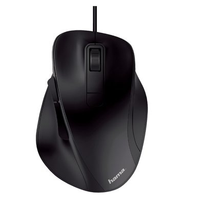 Muis Hama MC-500 optical zwart