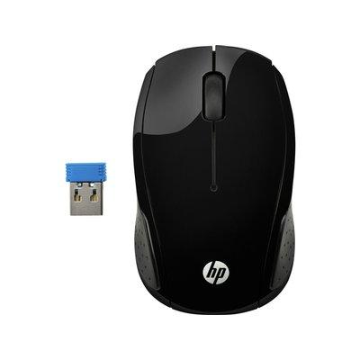Muis HP X200 draadloos zwart