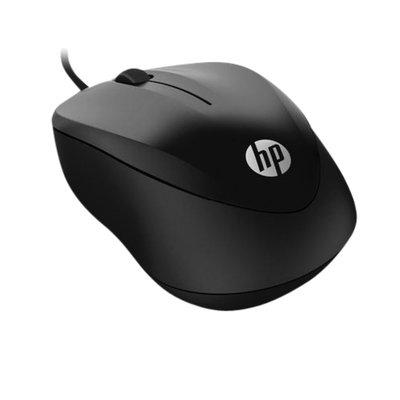 Muis HP 4QM14AA USB zwart