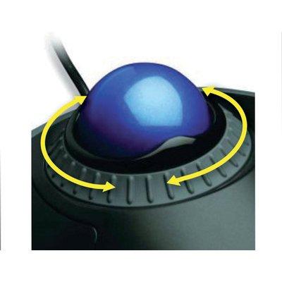 Trackball Kensington Orbit optisch met Scrollring
