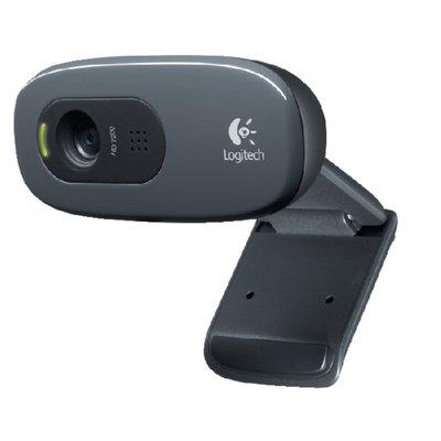 Webcam Logitech C270 antraciet