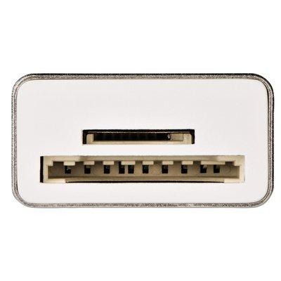 Hub Hama 3.1 USB-C naar USB-A 2x + USB-C + kaartlezer