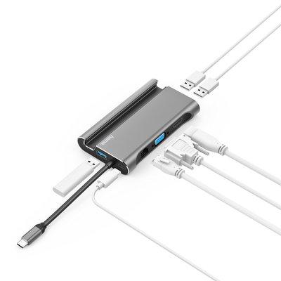 Hama Dockingstation 3.1 USB-C 7-in-1