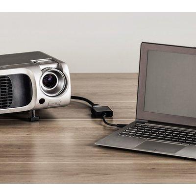 Adapter Hama USB-C naar VGA Full HD