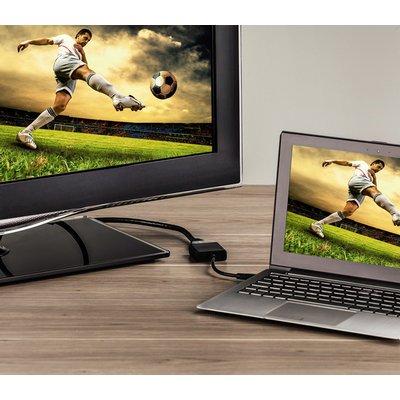 Adapter Hama USB-C naar HDMI Ultra HD