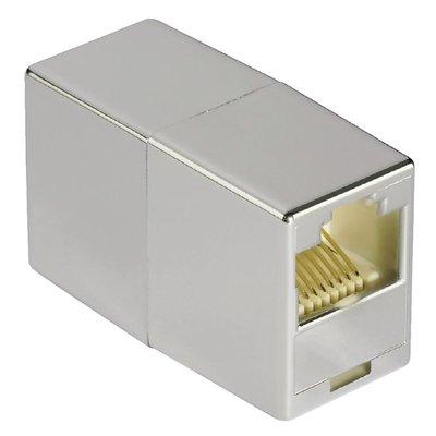 Adapter Hama CAT5e 2x RJ45 socket