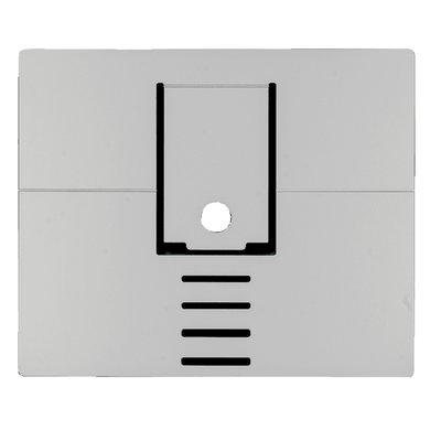 Ergonomische laptopstandaard R-Go Tools Riser attachable aluminium