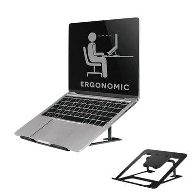 Laptopstandaard Neomounts NSLS085 zwart