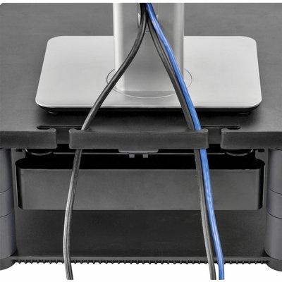 Werkstation Fellowes Premium Plus 36kg grijs