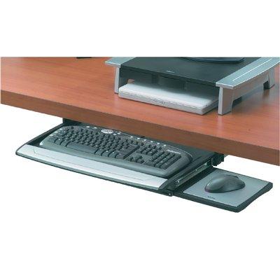Toetsenbordplateau Office Suites +muislade zwart/grijs