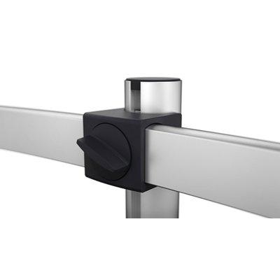 Monitorarm Durable met bladdoorvoer voor 2 schermen
