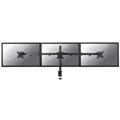 """Monitorarm Neomounts D550D3 10-27"""" zwart"""