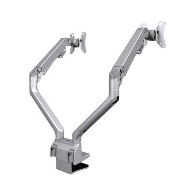 """Monitorarm Neomounts D750D 10-32"""" zilver"""
