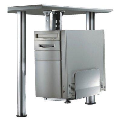 CPU houder Neomounts D200 30kg zilver