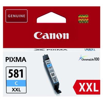 Inktcartridge Canon CLI-581XXL blauw EHC