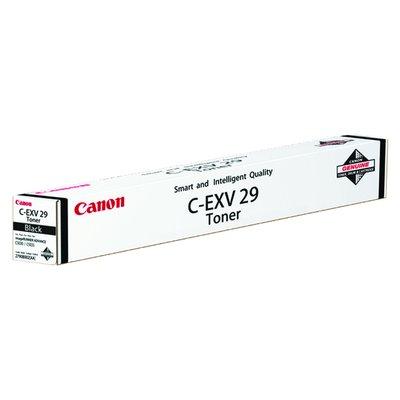 Tonercartridge Canon C-EXV 29 zwart