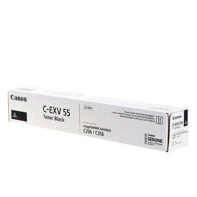 Tonercartridge Canon C-EXV 55 zwart