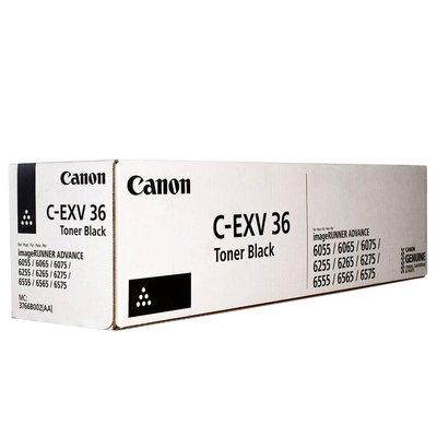 Tonercartridge Canon C-EXV 36 zwart