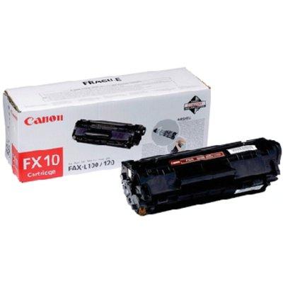 Tonercartridge Canon FX-10 zwart