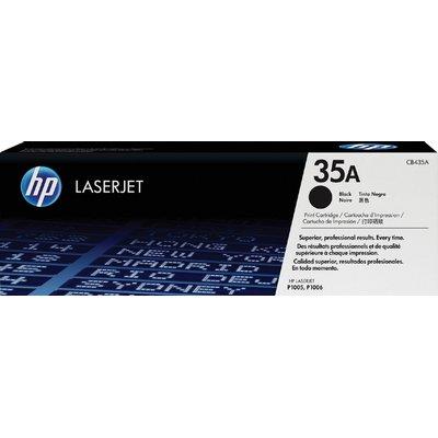 Tonercartridge HP CB435A 35A zwart