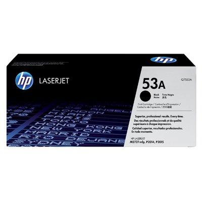 Tonercartridge HP Q7553A 53A zwart