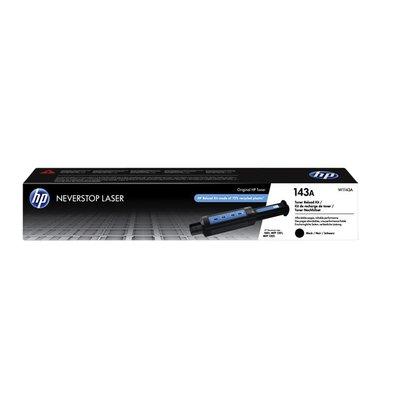 TONER HP HP 143A NAVULLING W1143A zwart