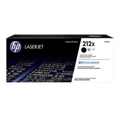 Tonercartridge HP W2120X 212X zwart