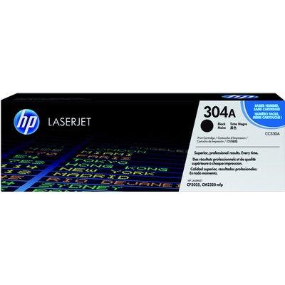 Tonercartridge HP CC530A 304A zwart