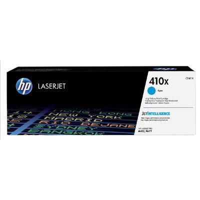 Tonercartridge HP CF411X 410X blauw HC