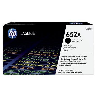 Tonercartridge HP CF320A 652A zwart