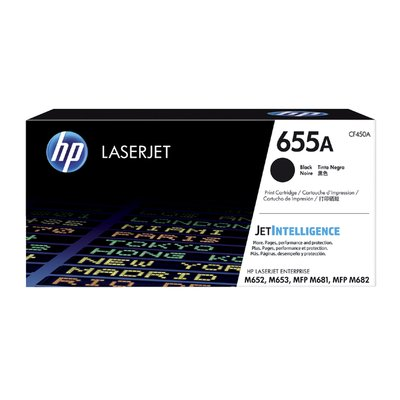 Tonercartridge HP CF450A 655A zwart
