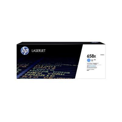 Tonercartridge HP W2001X 658X blauw