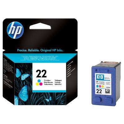 Inktcartridge HP C9352A 22 kleur