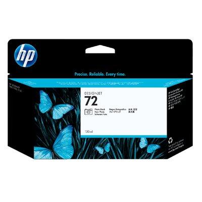 Inktcartridge HP C9370A 72 foto zwart