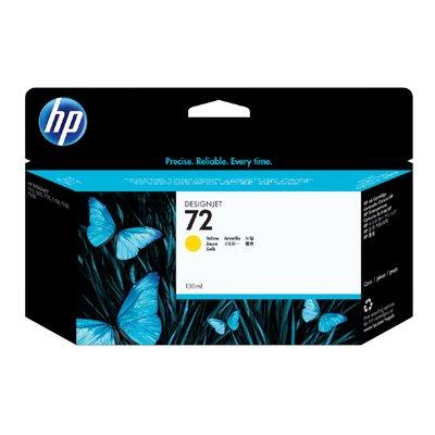 Inktcartridge HP C9373A 72 geel