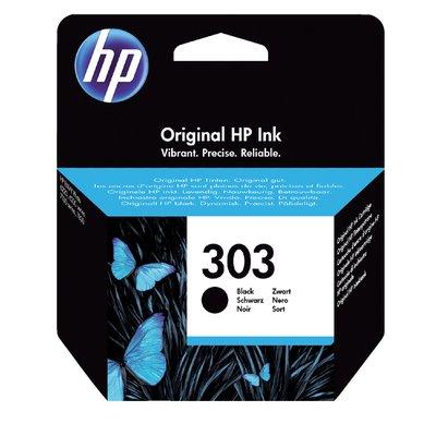 Inktcartridge HP T6N02AE 303 zwart