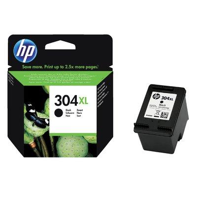 Inktcartridge HP N9K08AE 304XL zwart